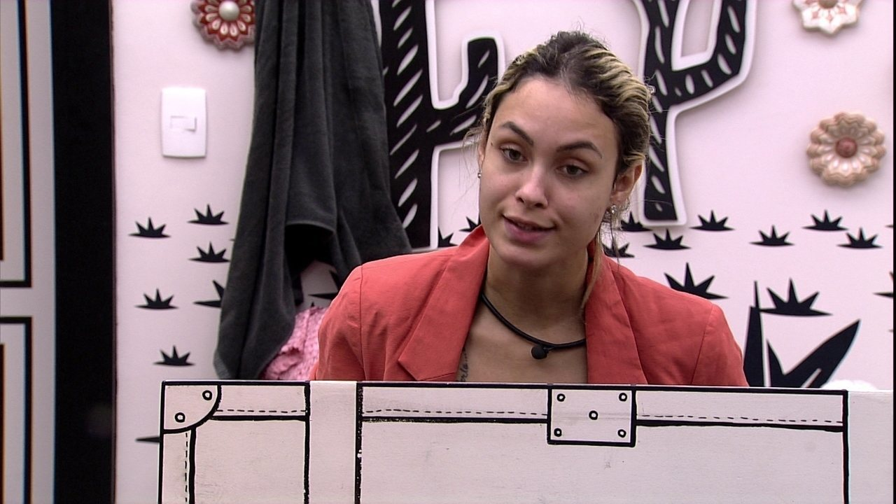Sarah analisa postura de Juliette: 'Está interpretando tudo errado o que escuta da galera'