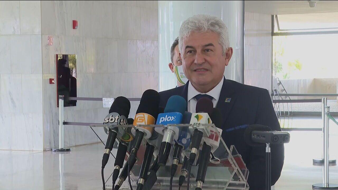 Marcos Pontes anuncia outra vacina brasileira: 'Estava nessa expectativa de poder anunciar o mais rápido possível'
