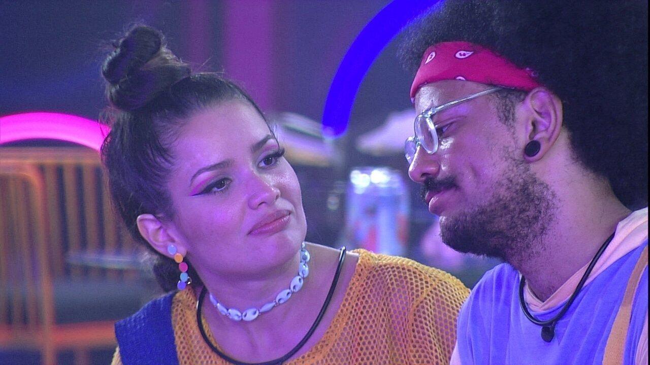Juliette comenta declaração de Gilberto no BBB21: 'Me decepcionei'