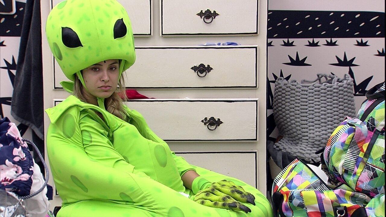 Sarah revela o que faria caso pudesse mudar o destino da benção do Anjo no BBB21