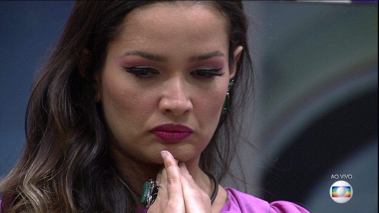 Juliette indica Rodolffo no Contragolpe para o nono Paredão do BBB21