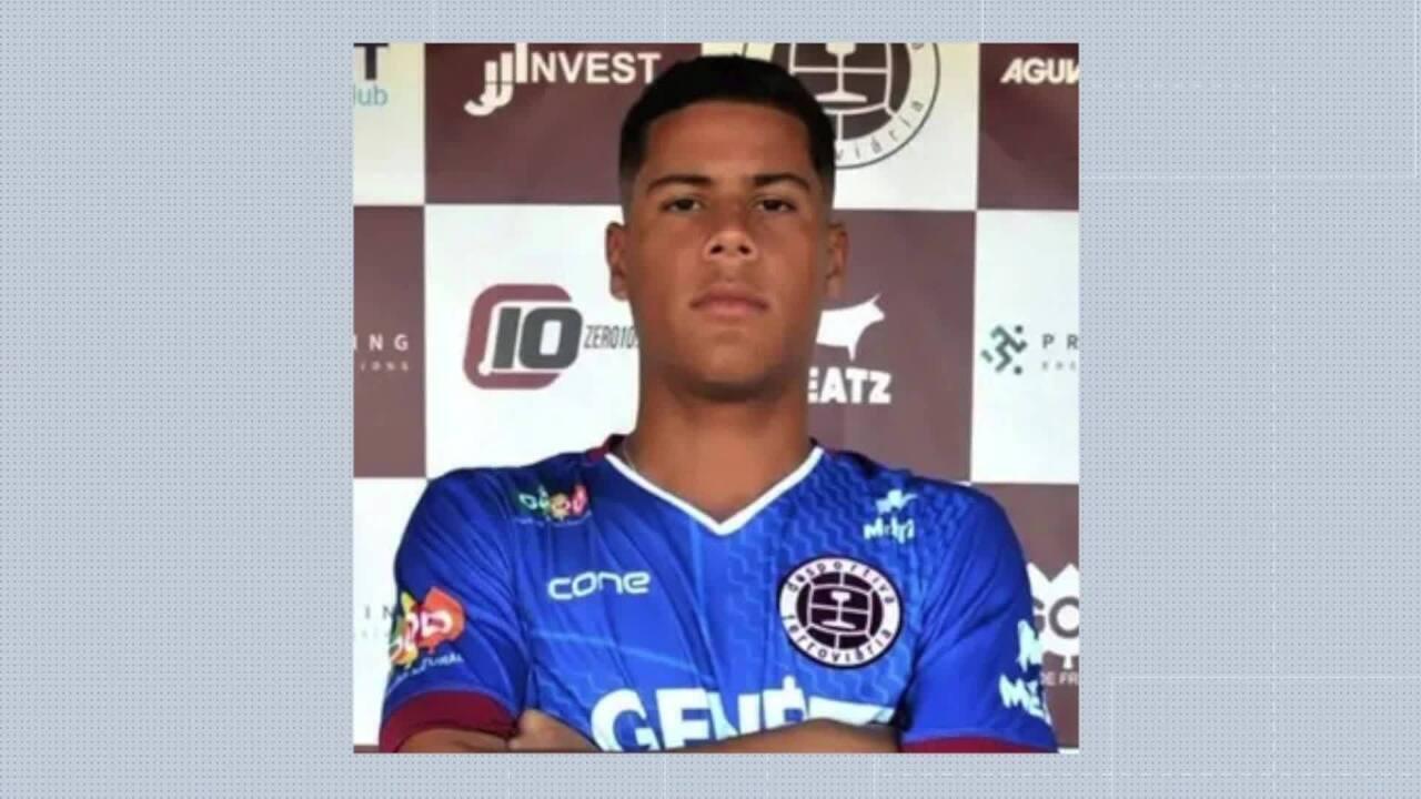 Ex-goleiro da Desportiva e Rio Branco-ES, Augusto morre em acidente de carro em Cariacica