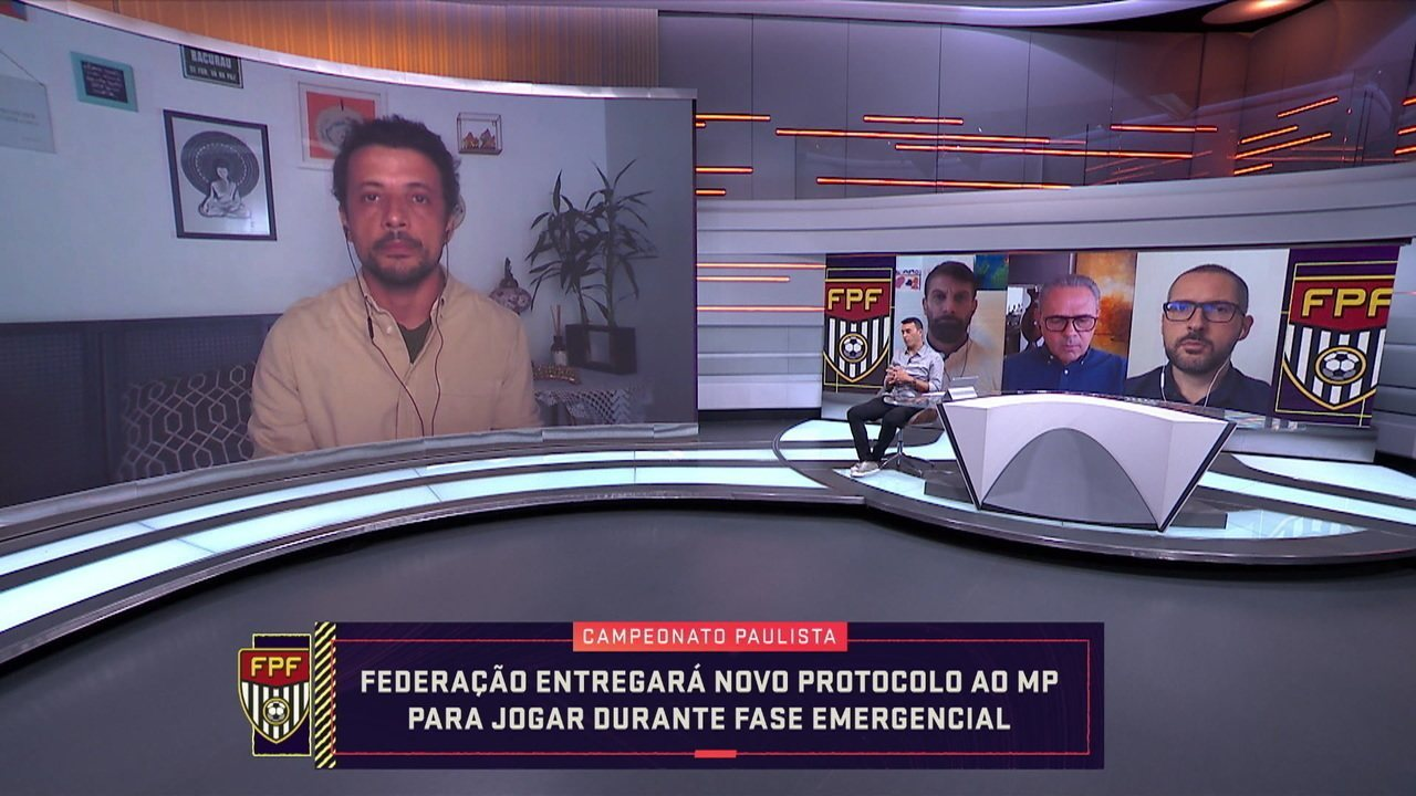 FPF entregará novo protocolo ao MP para retomar Estadual durante fase emergencial