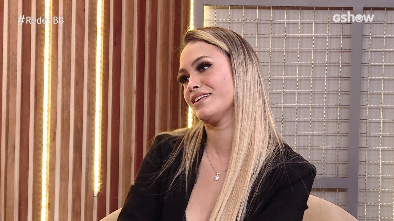 No Bate-Papo BBB, Sarah declara que gostaria de ver Gilberto se aliando com Juliette