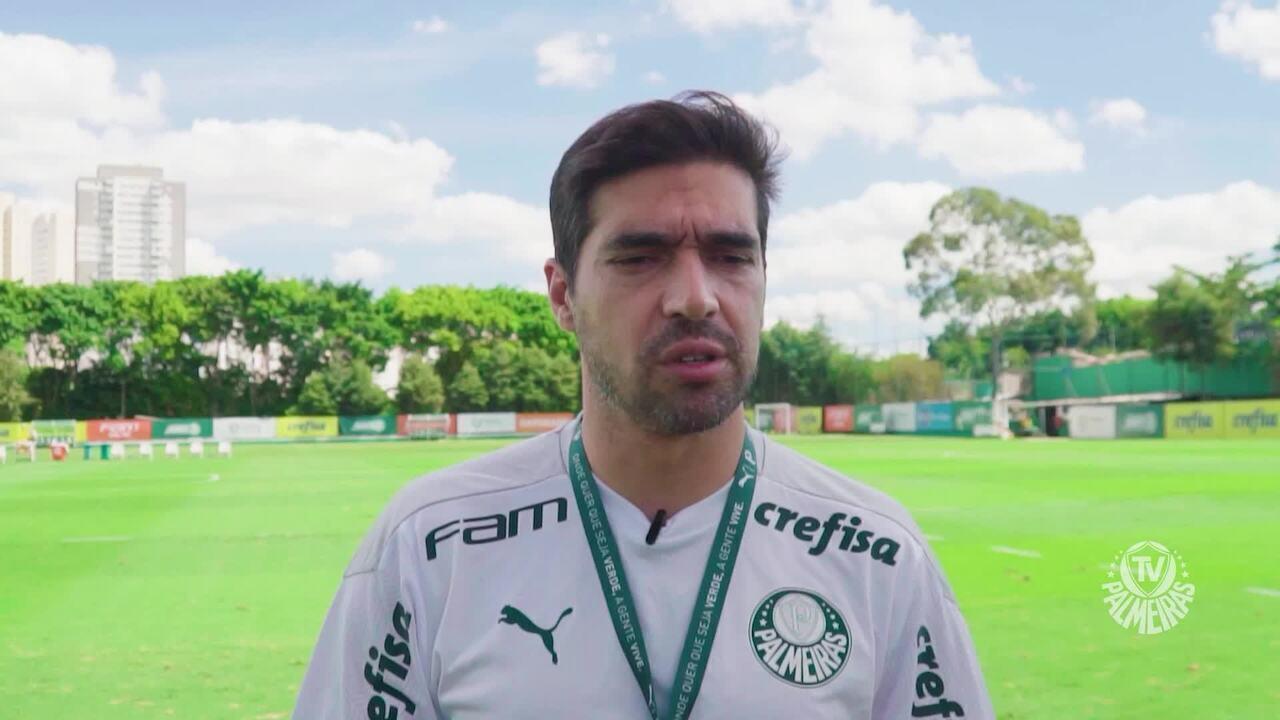 Abel Ferreira fala sobre o retorno ao Brasil e planejamento do Palmeiras para 2021