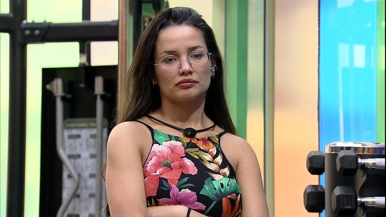Viih Tube reforça opção de voto e Juliette comenta: 'Não queria ir com ele'