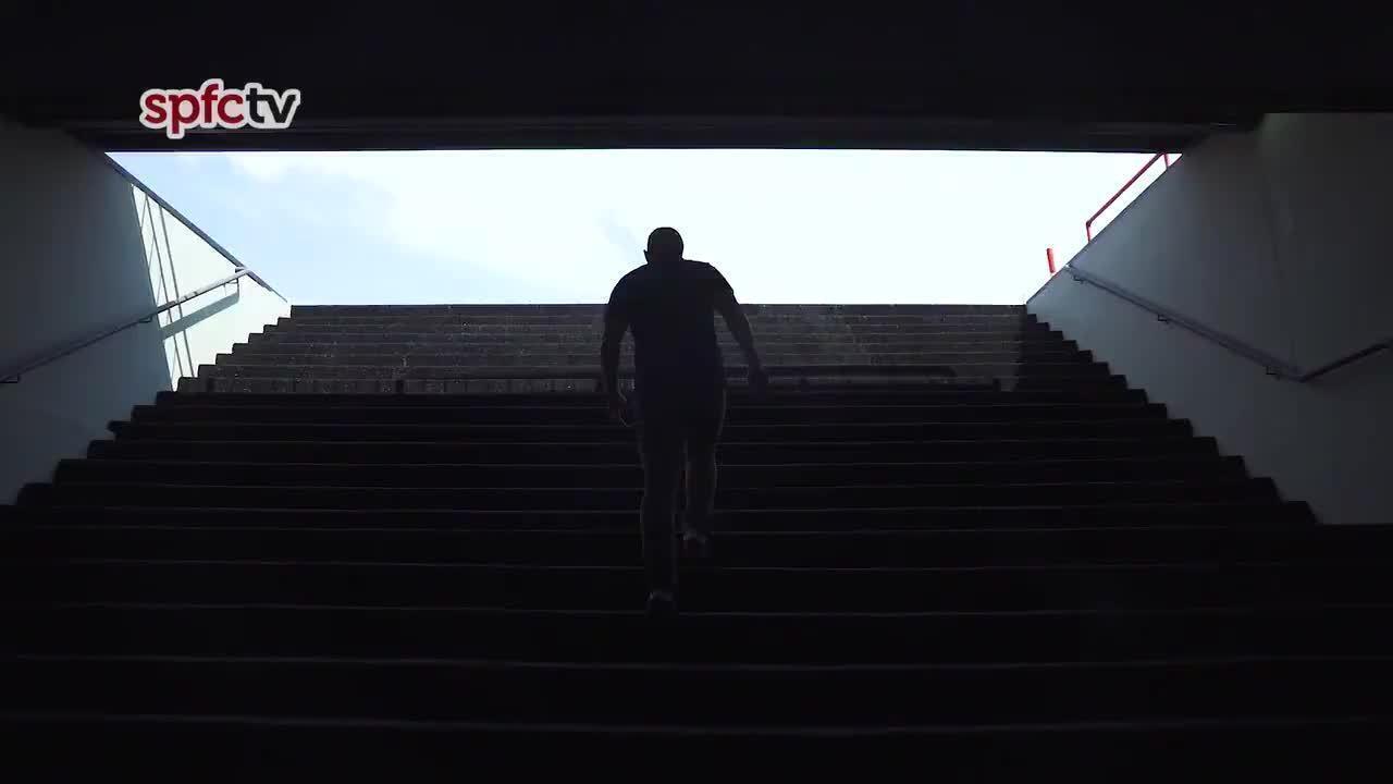 São Paulo faz vídeo especial para a chegada de Alex, técnico do sub-20