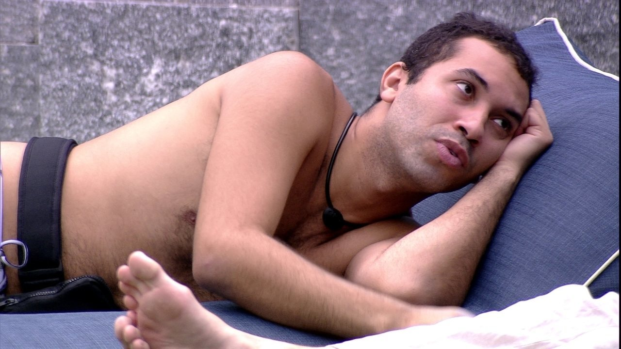Gilberto analisa postura de sister durante Jogo da Discórdia: 'Me acendeu uma luzinha'