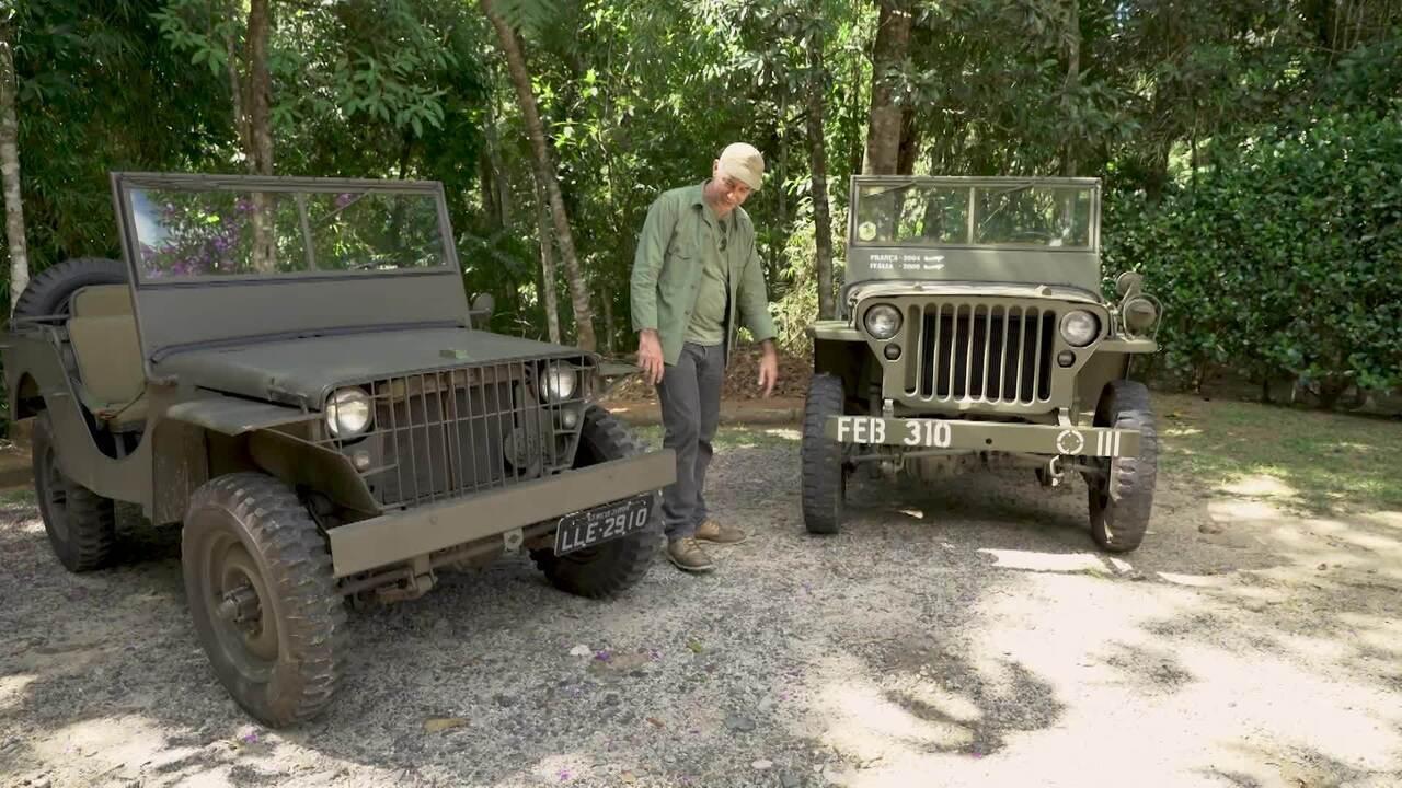 De jipe da 2ª Guerra ao avô dos SUVs: a história dos modelos 4x4