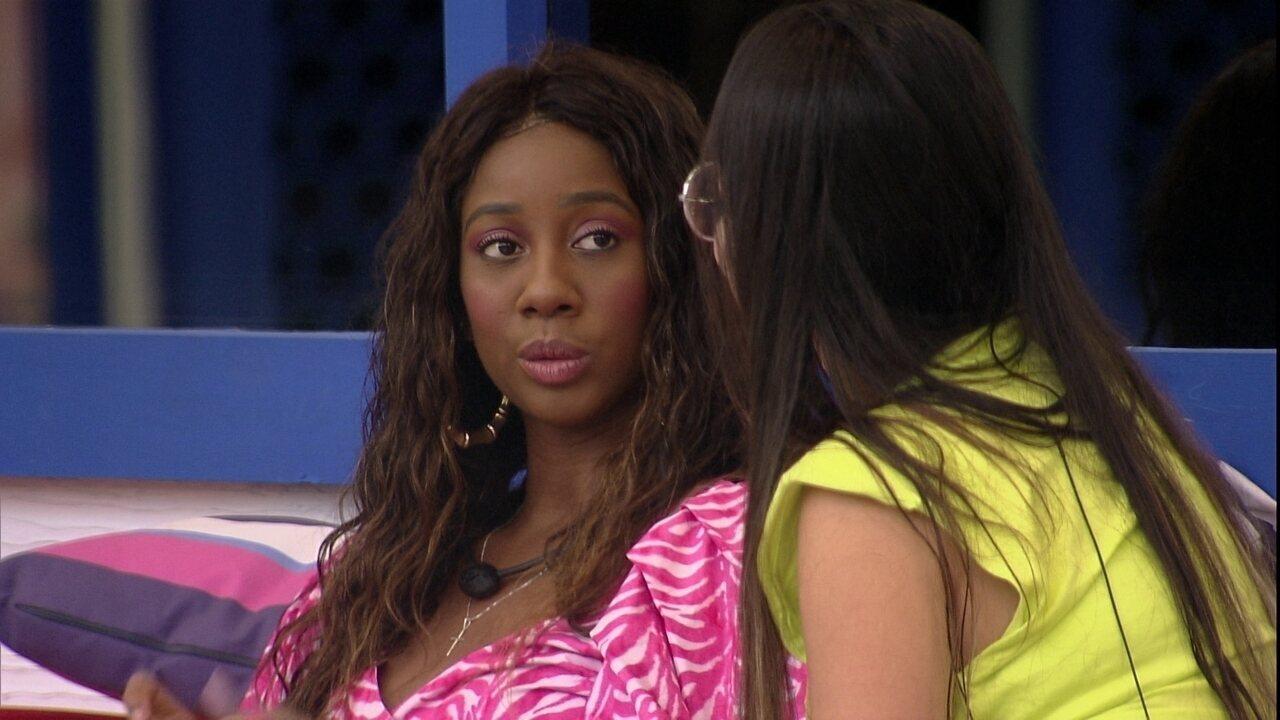 Camilla repete look do primeiro dia e diz: 'Para lembrar de quem eu realmente sou'
