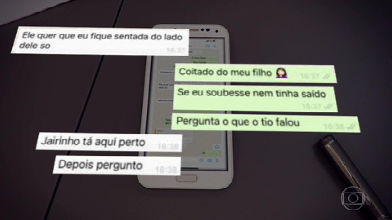 Mensagens extraídas do celular da mãe de Henry revelam rotina de violência contra o menino