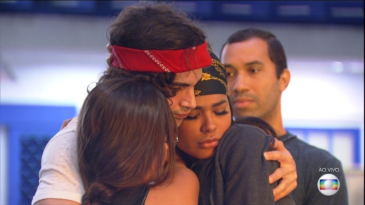 Fiuk perde disputa na Prova do Líder e está no Paredão do BBB21