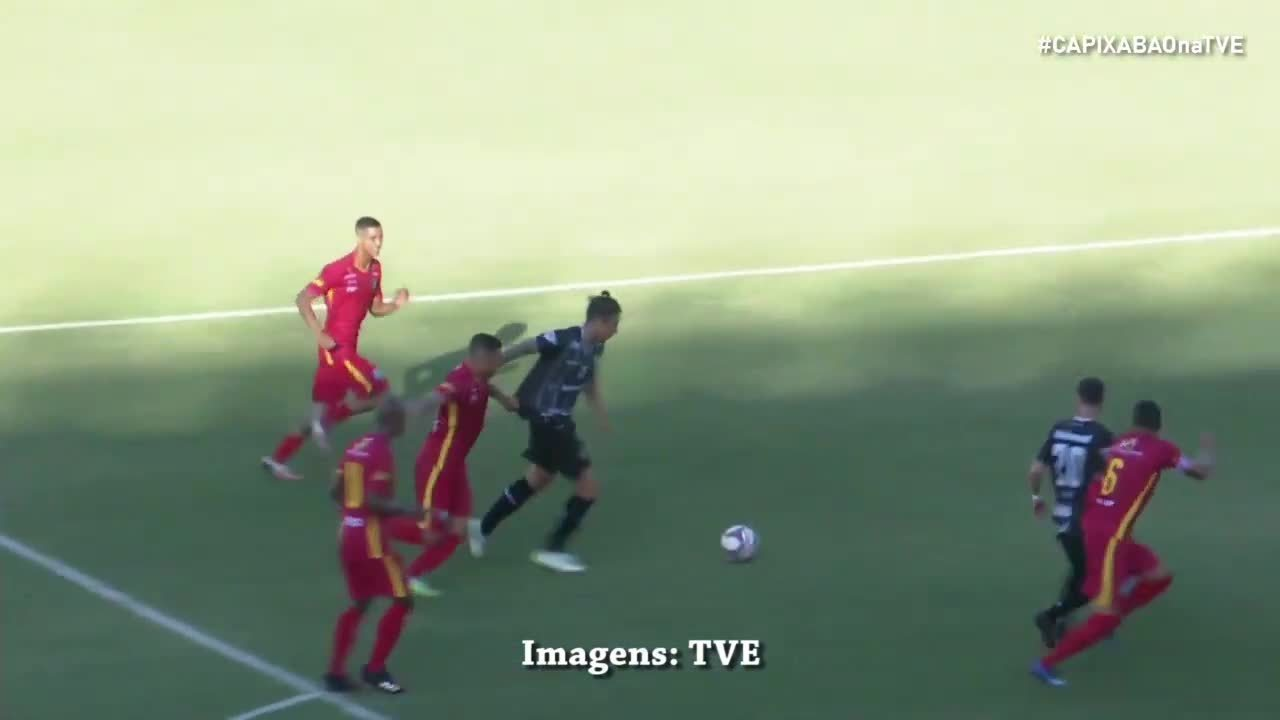 Os gols de Vilavelhense 1 x 1 Rio Branco-ES, pelo Campeonato Capixaba 2021