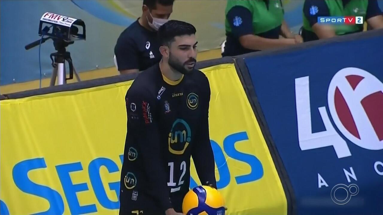Itapetininga perde novamente para o Minas e é eliminado da Superliga