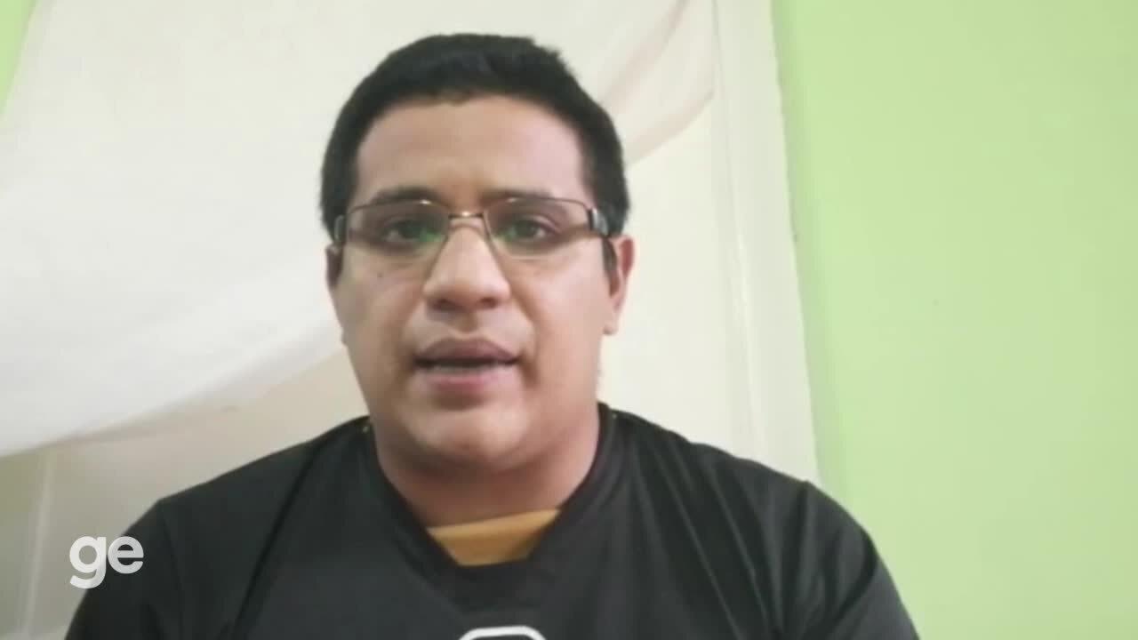 Gustavo Gavilan, jornalista do Paraguai, fala sobre Bobadilla, reforço do Fluminense