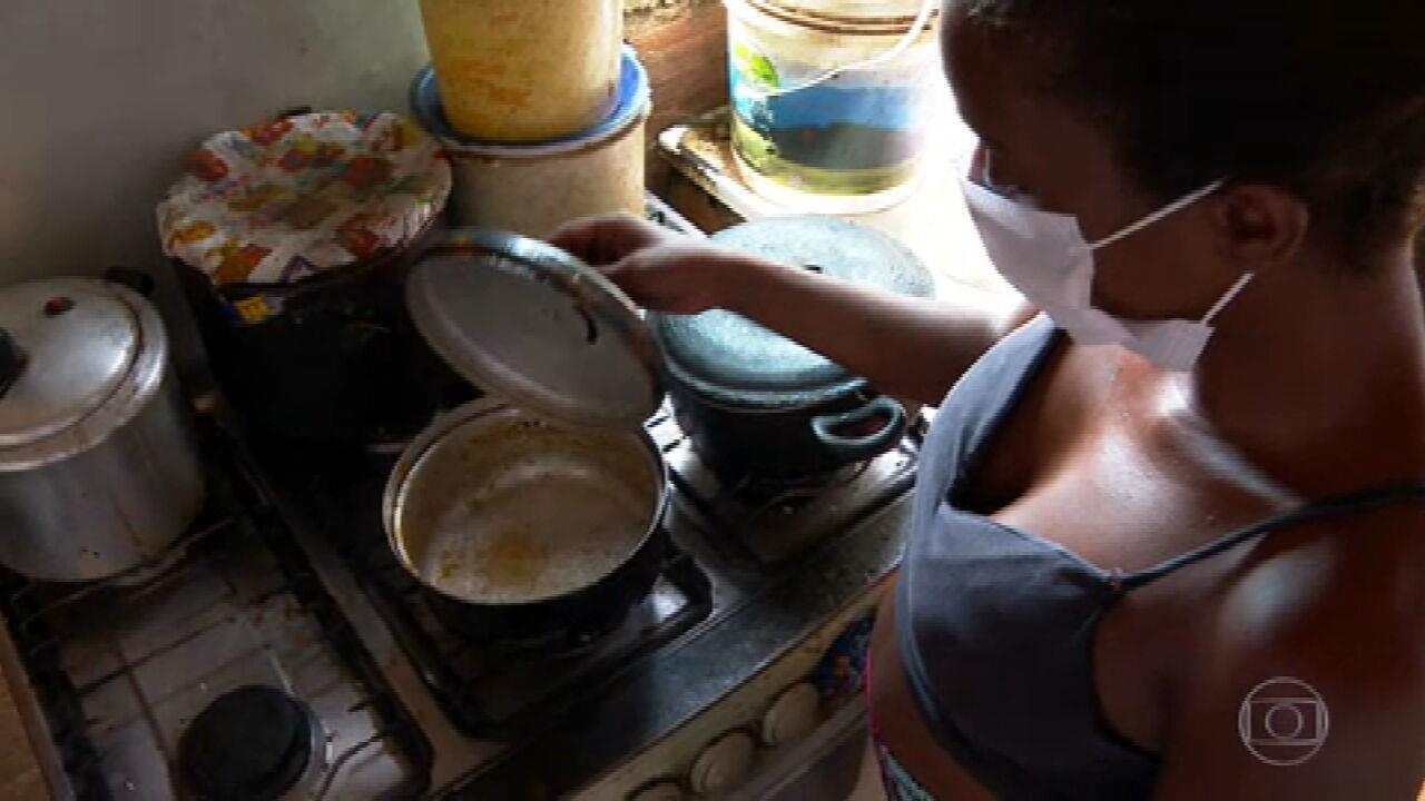 Dificuldade de milhões de brasileiros de se alimentar de maneira saudável vai ter impacto nas próximas gerações