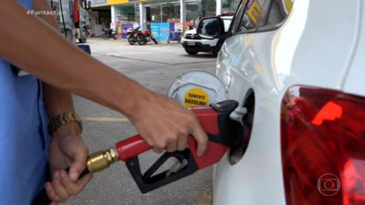 Operação de voluntários investiga irregularidades em gastos de deputados  federais com combustíveis   Fantástico   G1