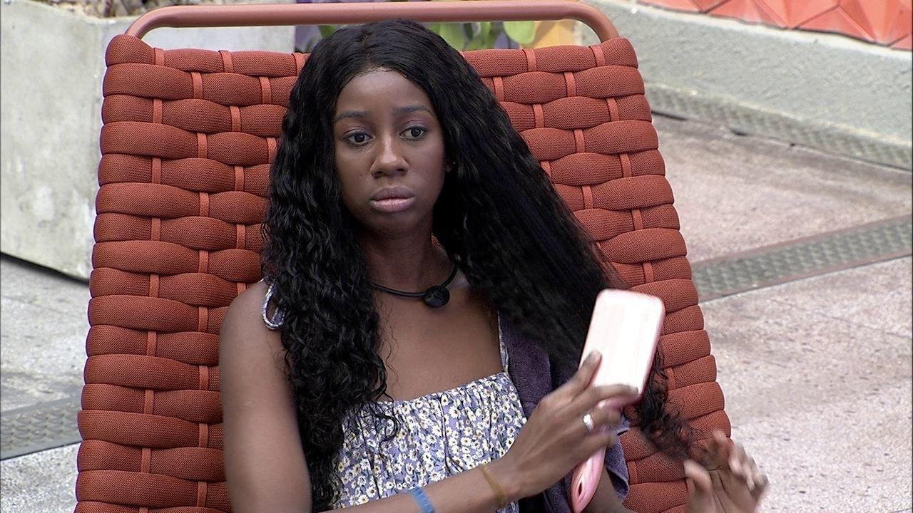 Após ouvir de brothers, Camilla de Lucas explica: 'Não vou ficar puxando o saco'