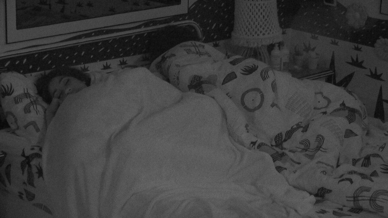 Após eliminação de Caio e noite com Prova do Líder e Paredão, todos dormem no BBB21