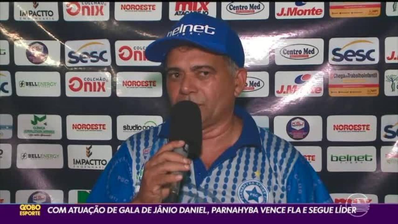 Parnahyba vence Flamengo-PI e reassume liderança do Piauiense