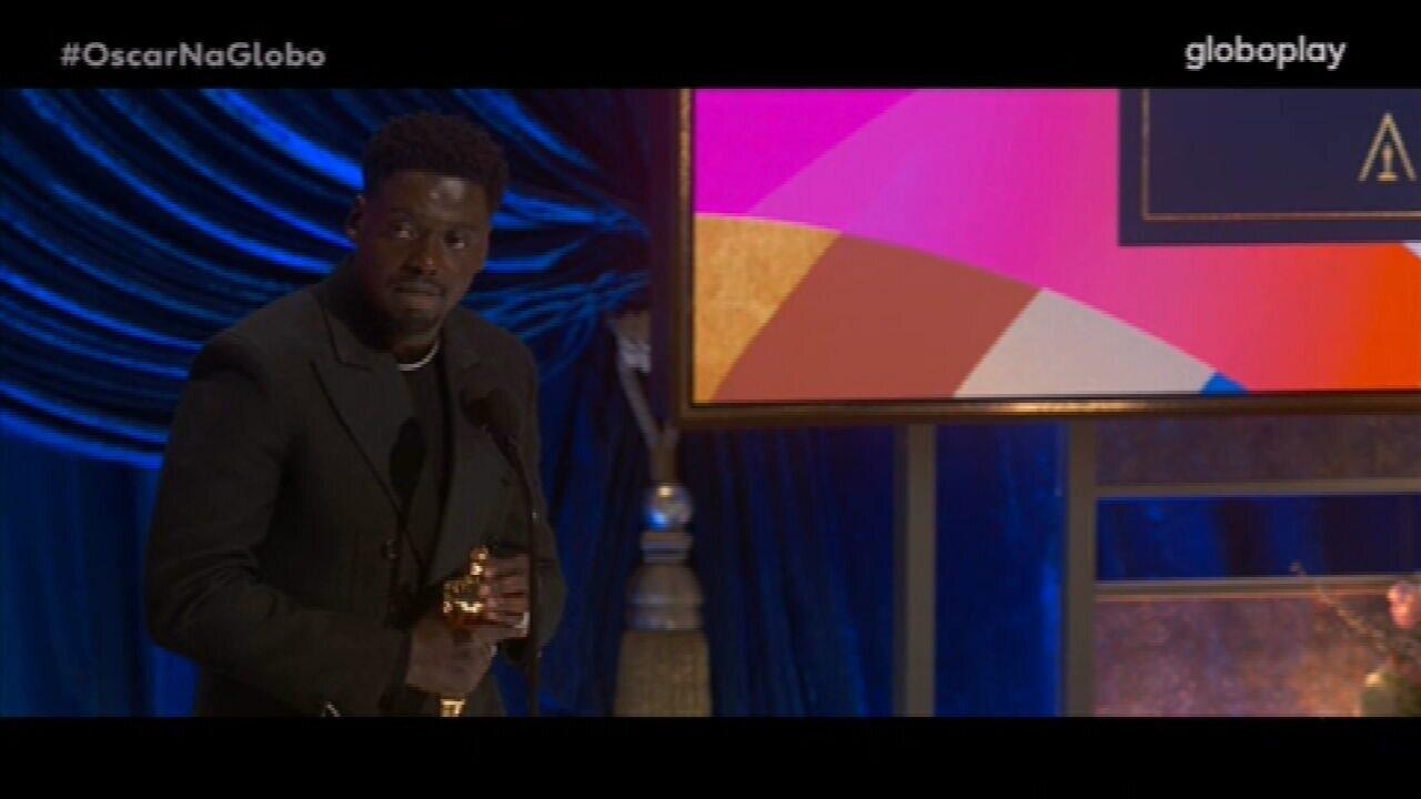 Oscar 2021: Daniel Kaluuya vence o prêmio de Melhor Ator Coadjuvante