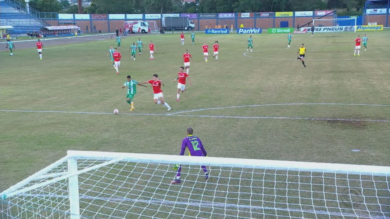 Veja os melhores momentos de Juventude 1x0 Inter pela semifinal do Gauchão