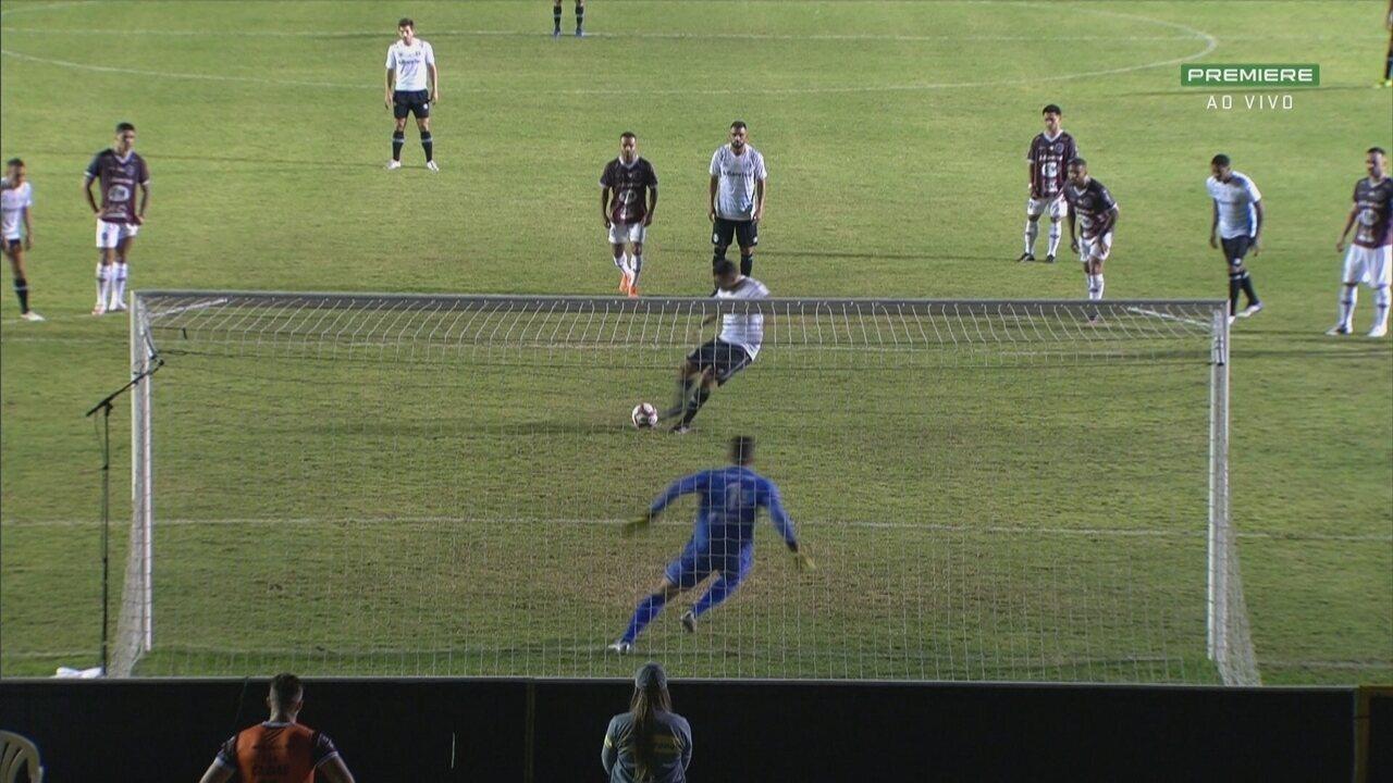Veja os melhores momentos de Caxias 1x2 Grêmio pela semifinal do Gauchão