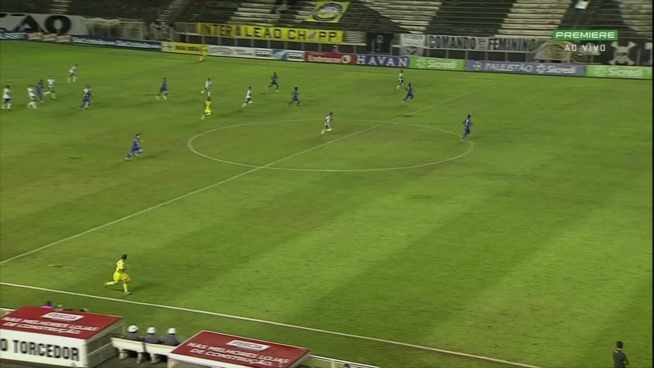 Os melhores momentos de Inter de Limeira 1 x 0 São Caetano, pela rodada 10 do Paulistão