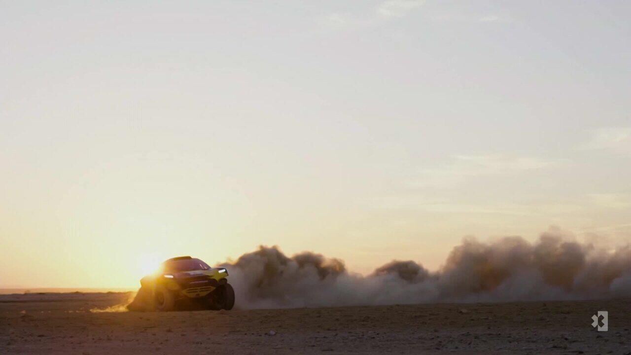 Chamada da Porsche Cup e da Extreme E neste domingo no SporTV