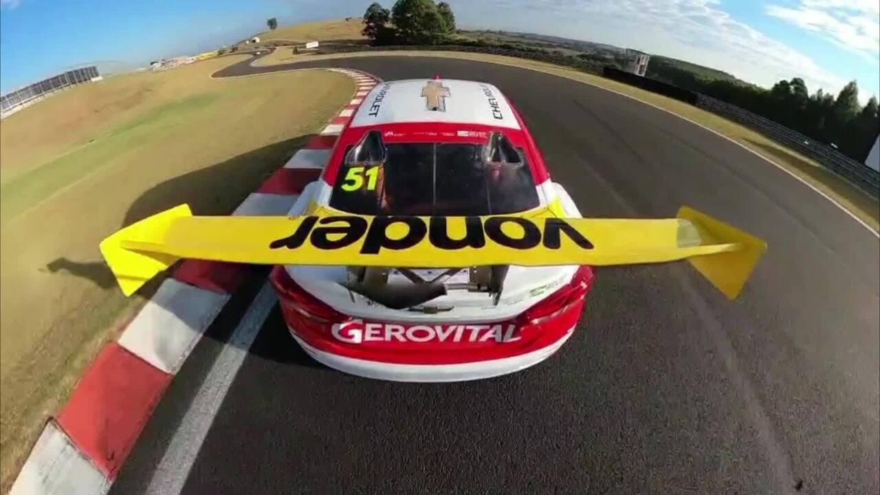 Stock Car: Uma volta no Velocitta em 360º com Átila Abreu
