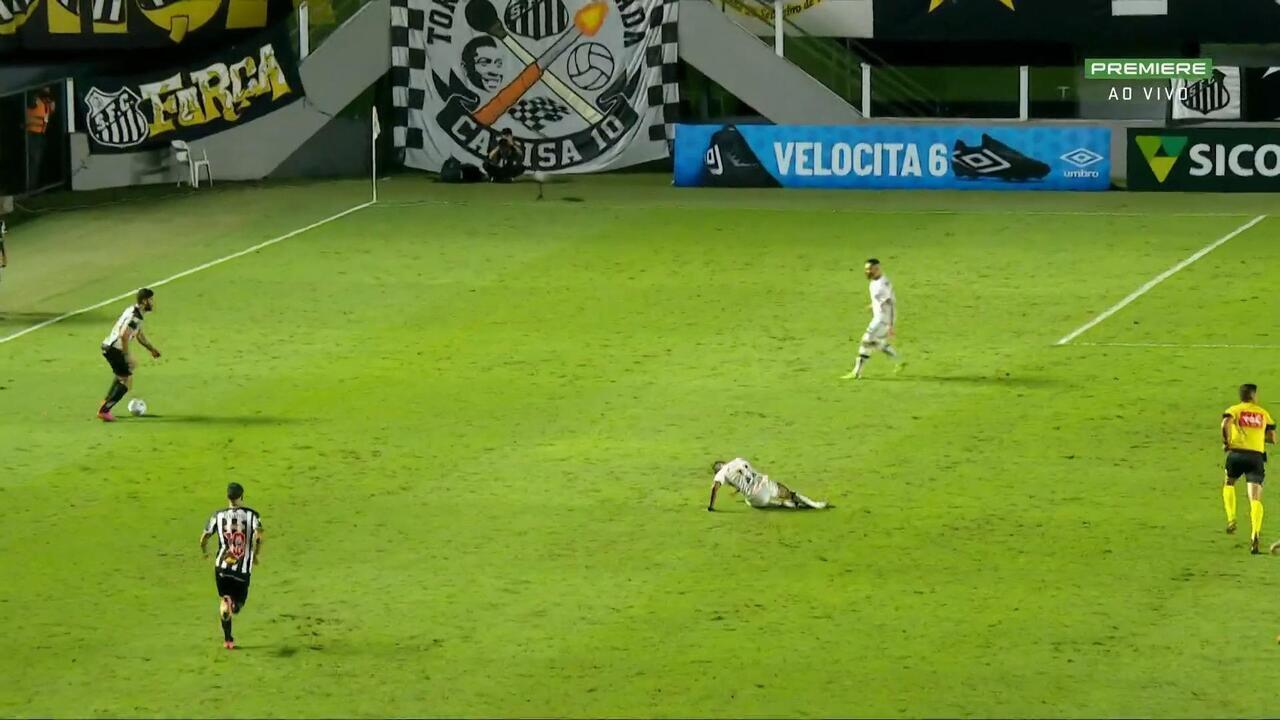 Melhores momentos de Santos 2 x 0 Atlético-MG, pela 7ª rodada do Campeonato Brasileiro 2021