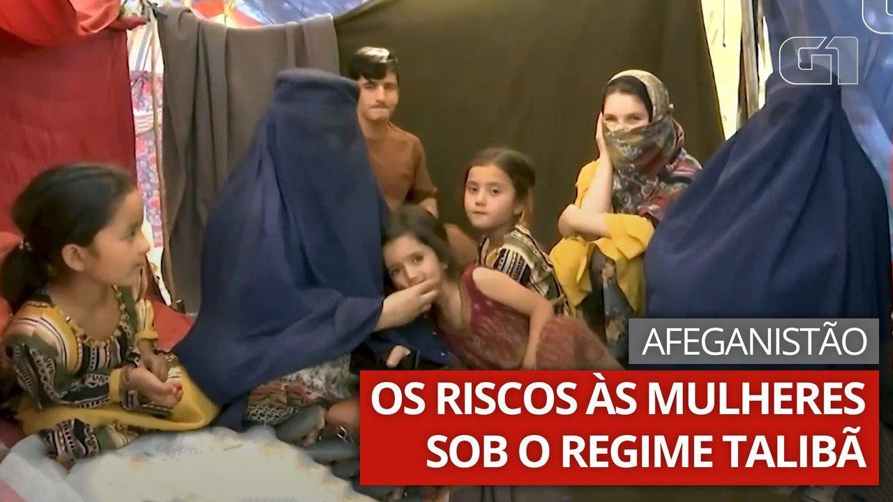Afeganistão: entenda os riscos para as mulheres sob o regime talibã