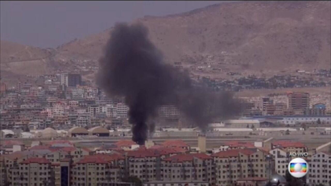 Il sistema di difesa Usa intercetta cinque missili lanciati all'aeroporto di Kabul