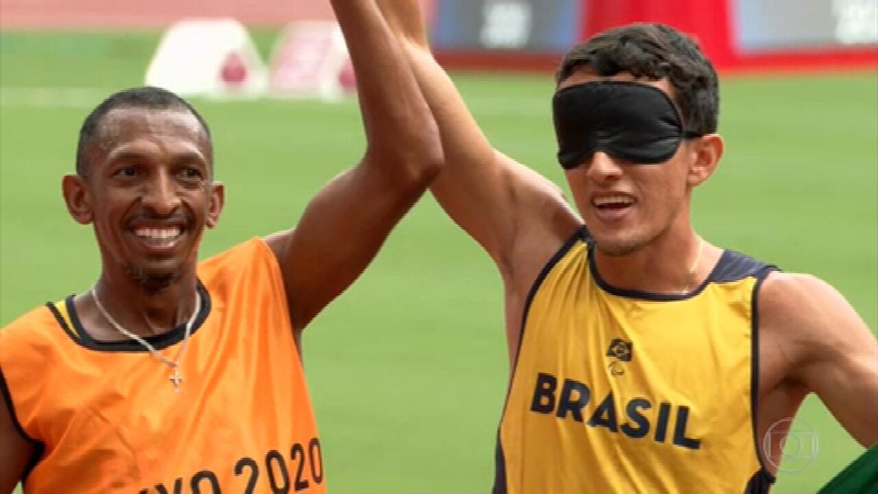 Brasil ultrapassa cem medalhas de ouro na história das Paralimpíadas