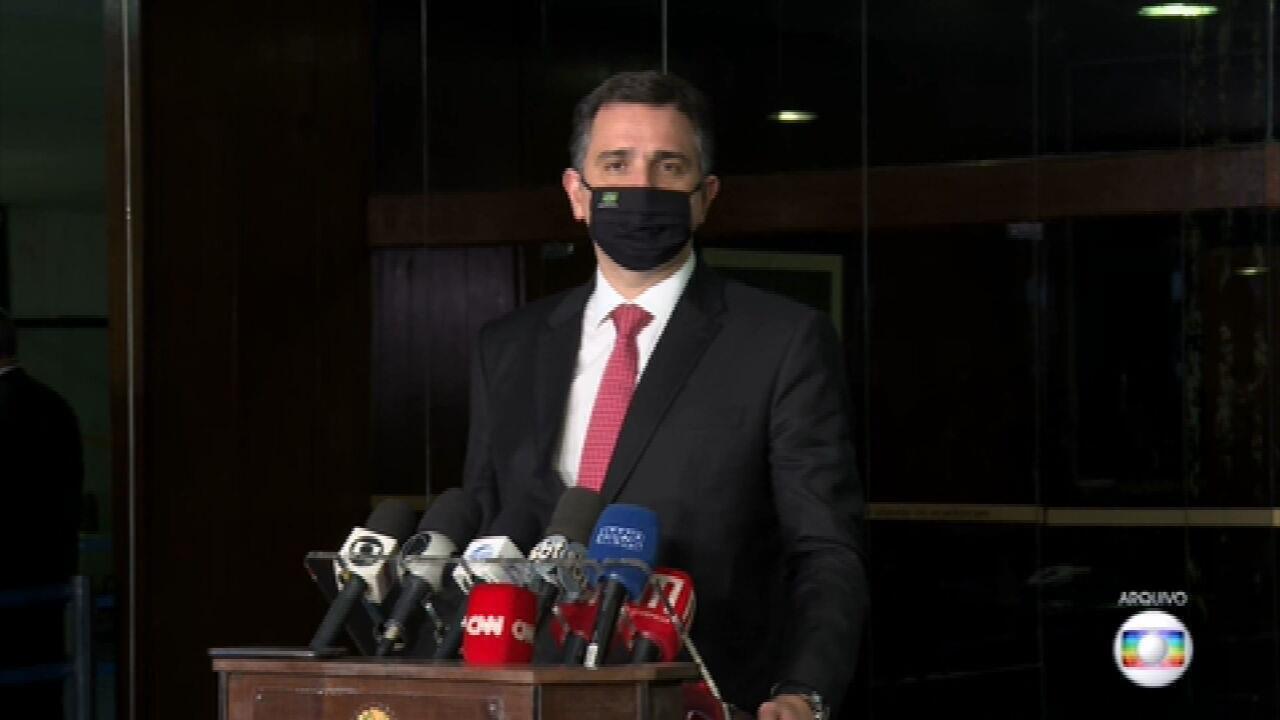 Pacheco devolve ao governo MP que dificulta remoção de fake news das redes sociais