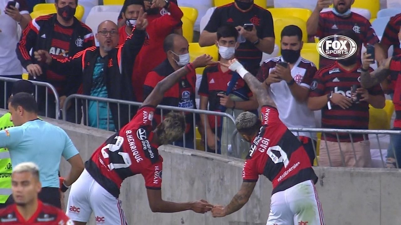 Melhores momentos: Flamengo 2 x 0 Barcelona-EQU, pela semifinal da Libertadores