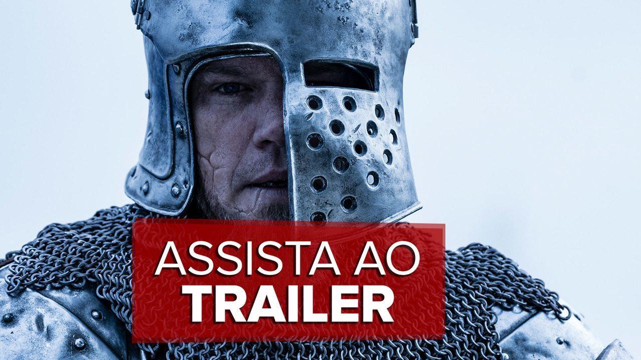 """Assista ao trailer do filme """"O último duelo"""""""